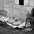 sleeping rough on the streets of Santiago Chile by Joe Fox