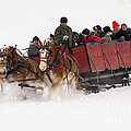 Sleigh Ride by Bob Phillips