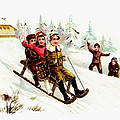 Sleigh Ride by Bill Cannon