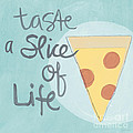 Slice of Life by Linda Woods