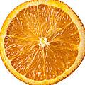 Sliced Orange by Mason Resnick