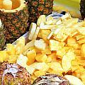 Sliced Pineapple by Valentino Visentini