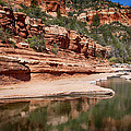 Slide Rock State Park by Fred Larson
