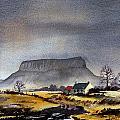 Sligo Ben Bulben by Val Byrne