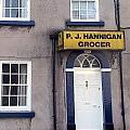 Sligo Hannigans Shop by Val Byrne