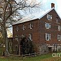 Sloan Park Grist Mill by Adam Jewell