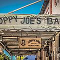 Sloppy Joe's Bar Canopy Key West - Hdr Style by Ian Monk