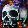 Sloppy Skull by Justin Coffman