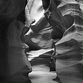 Slot Canyon 2 by Mike McGlothlen