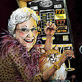 Slot Machine Queen by Shelly Wilkerson