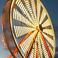 Slow Down The Ferris Wheel by Michael Porchik
