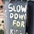 Slow Down by Tom Gowanlock