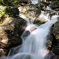 Slow Shutter Waterfall Scotland by Deborah Benbrook