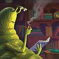 Sluggo's Scary Book   by Ace Layton