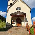 small church in Penia by Antonio Scarpi