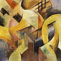 Small Composition 1913 by Franz Marc
