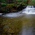 Small Falls Pool Swirl I by Jakub Sisak