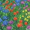 Small Flowers by Kendall Kessler