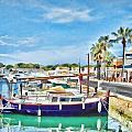 Small Marina by John Lynch