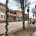 Small Town Christmas by Sharon Popek
