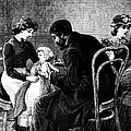 Smallpox Vaccination, 1883 by Granger