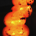 Smashing Pumpkin Stack by Gregory Dyer