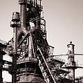 Smelting Furnace by Olivier Le Queinec