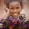 Smile 2 by Kume Bryant
