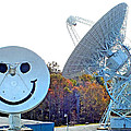 Smiley And 26 West Antennas by Duane McCullough