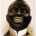 Smiling African American Circa 1900 by Aged Pixel