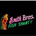 Smith Bros. Fish Shanty by Susan McMenamin