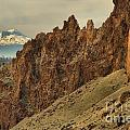 Smith Rock And Cascades by Adam Jewell