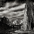Smith Rock State Park 1 by Robert Woodward