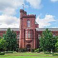 Smithsonian Castle by J Allen