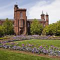 Smithsonian Castle No1 by B Christopher