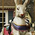 Smithville Carousel Rabbit by Kristia Adams