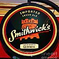 Smithwick Sign by Marcus Dagan