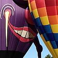 Smitten Hot Air Balloon by Jacklyn Duryea Fraizer