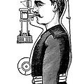 Smoke Hood, 1880s by Bildagentur-online
