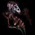Smoke Skull by Jaroslaw Blaminsky
