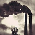 Smoke Stack by Shirley Radabaugh