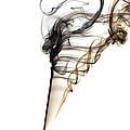 Smoke Trails by David Barker