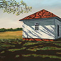 Smokehouse by Alan Mager