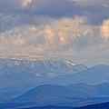 Smokey Blue Morning by Peter  McIntosh