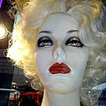 Smokey Eyed Blonde by Ed Weidman