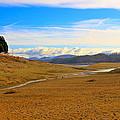 Smokey Mountain Landscape by Amazing Jules