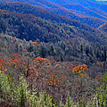Smokey Mountain Pass by Skip Willits
