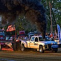 Smokin Diesel Performance Pulling Truck by Tim McCullough