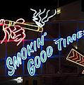 Smokin Good Times In Las Vegas by Mountain Dreams