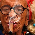 Smoking - Caribbean Serie by Gabriel T Toro